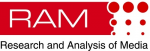 RAM Research and Analysis of Media