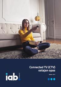 Connected TV (CTV) ostajan opas